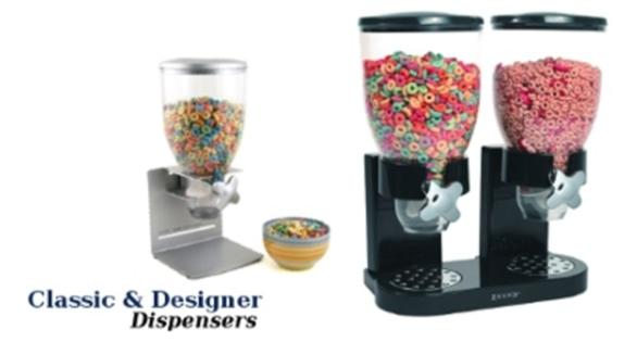 Dispensador cereal zevro