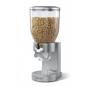 Dispensador de cereales marca Zevro color gris